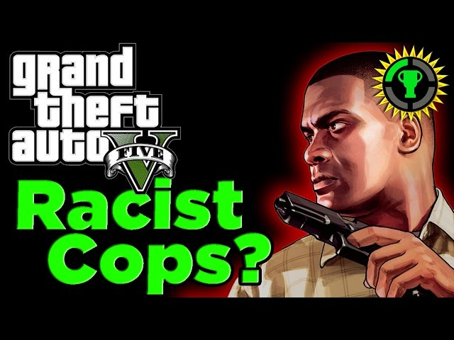 Game Theory: Are GTA V Cops Racist? (Grand Theft Auto V)