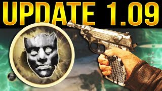 Here's 9 Changes That Update 1.09 Brought To WW2 Zombies!
