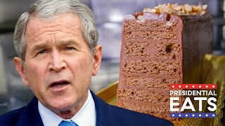 Former White House Chef Reveals President George W. Bush's Fave Cake & Behind The Scenes Stories