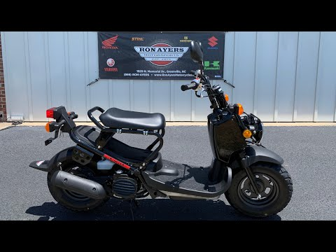 2019 Honda Ruckus in Greenville, North Carolina - Video 1