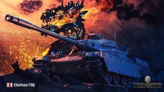 обзор Chieftain\/T95, World Of Tanks, Sony Interactive Entertainment