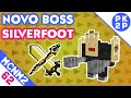 Silvro Coins no Labirinto do Boss Silverfoot! • Minecraft NM2 #62