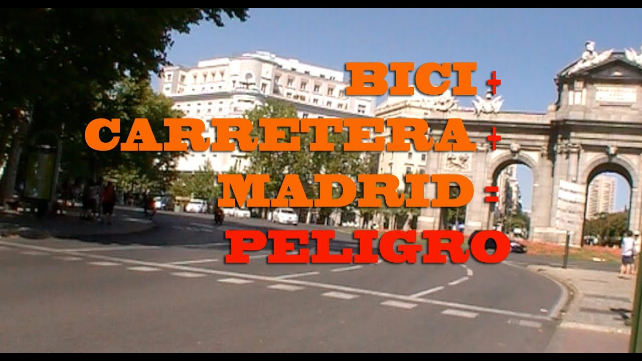 Jugarse la vida en Madrid