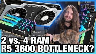Ask GN 109: Who Actually Makes NVIDIA FE Cards? 2 vs. 4 RAM Sticks?