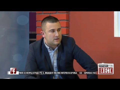 Gost Vijesti u 16.30: Đorđe Miljanović, načelnik Odjeljenja za inspekcijeske i poslove komunalne policije (VIDEO)