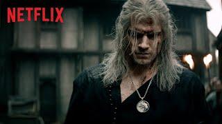 Wiedźmin | Prezentacja postaci: Geralt z Rivii | Netflix