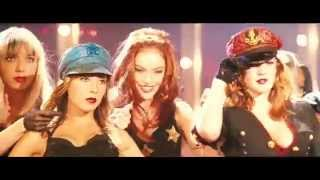 Charlie's Angels - Pink Panther Dance with the Pussycat Dolls