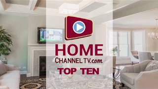 Best Room Designs | Top 10 Family Rooms From Our 2017 Home Tours