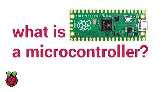 What is a microcontroller? ft. Raspberry Pi Pico