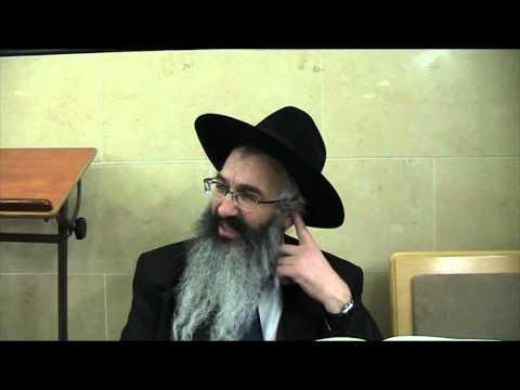 Rav Benhamou méssilat yécharim la modestie 1