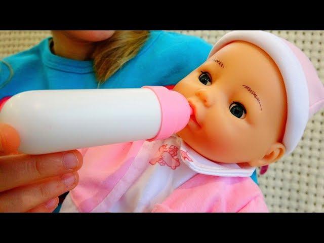 Лялька, що розмовляє, Bambolina - Флора (украънська)