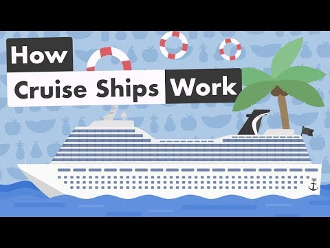 The Business of Cruise Ships