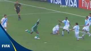 Five-goal reward for speedy Nigerians