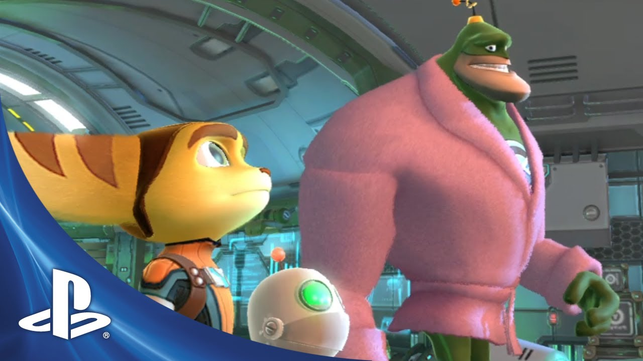 Ratchet & Clank: Full Frontal Assault Unzips PS Vita Support and Competitive Mode