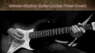 Grinder   Rhythm Guitar   Judas Priest Cover