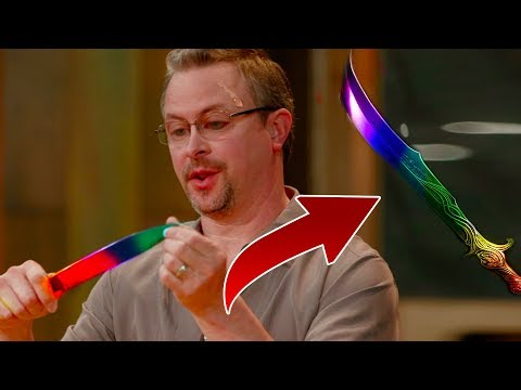 Top 10 Best Weapons On Forged in Fire
