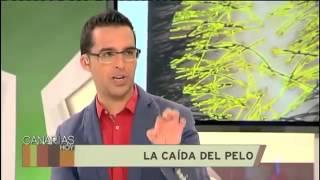 Presentación de CapMédica por Néstor Santana en Canarias Hoy - CapMédica - Clínica Avanzada del Pelo