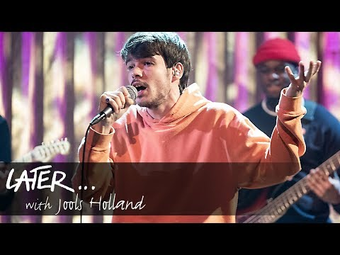 Rex Orange County - Face to Face (Later... With Jools Holland)