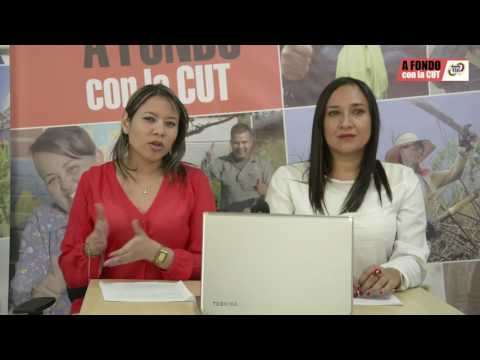 A fondo con la CUT #1 – Sobre la situación de las Madres Comunitarias