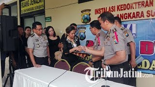 Tubuh Nyaris Tak Dikenali, Jenazah Pahlawan Peredam Bom Gereja Surabaya Baru Diserahkan