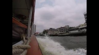 2015-03-20 On the ferry, Bangkok