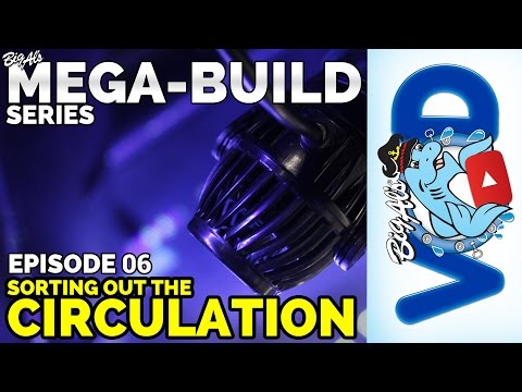 Mega-Build Series Ep 06 – Sorting Out the Circulation (Video)