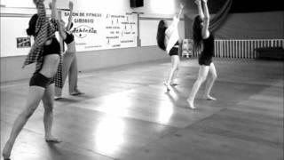 coreografia Turning Tables -(rehearsal)