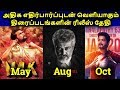 Most Expected Tamil Movies 2019 Release Date |  Upcoming Tamil Movies Release Date | தமிழ்