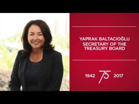 Celebrating our Best: Yaprak Baltacıoğlu
