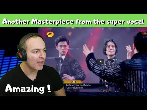 Imagination on Super Vocal vs Laure Shang 惊艳全场的表演!尚雯婕高天鹤仝卓《》 单曲纯享《声入人心》