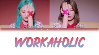 1 Hour ✗ BOL4(볼빨간사춘기) - Workaholic(워커홀릭) (Color Coded Lyrics)