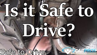 Is it Safe to Drive Check Engine Light