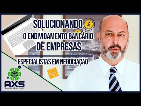 Negociação de Dívidas Bancárias de Empresas Consultoria Empresarial Passivo Bancário Ativo Imobilizado Ativo Fixo