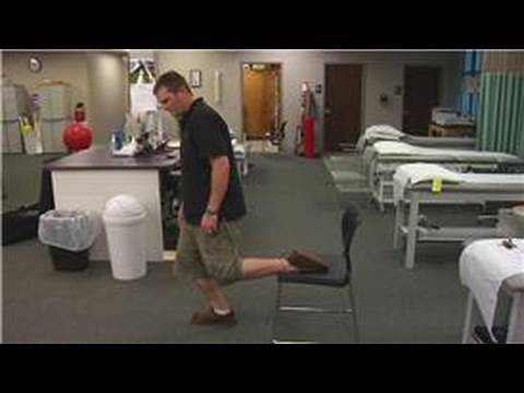 Video Sports Medicine Information : How to Rehabilitate a Pulled Quad Muscle