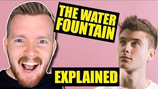 """""""The Water Fountain"""" by Alec Benjamin Deeper Meaning 