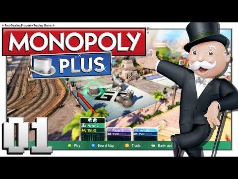 Monopoly Plus - Monopoly Already?! - Part 1
