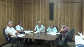 July 09, 2018 – City Council Meeting