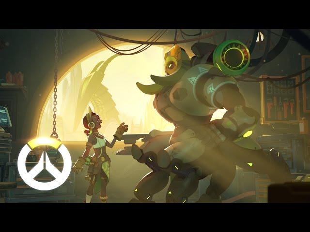 El origen de Orisa | Overwatch (ES)