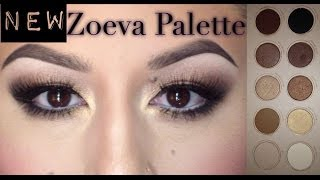 """NEW Zoeva """"Naturally Yours"""" Palette"""