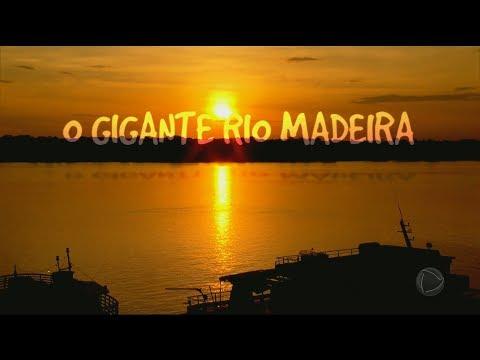 Record TV mostra o rio gigante da Amazônia, o rio Madeira - Gente de Opinião
