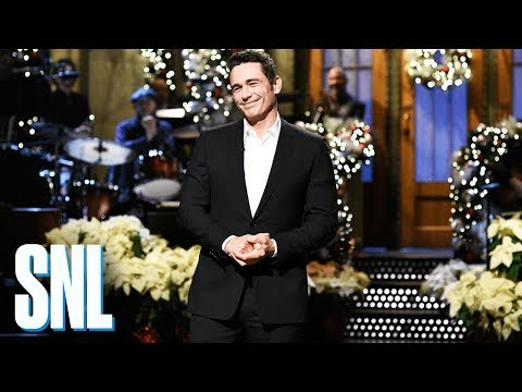 James Franco Audience Questions Monologue - SNL