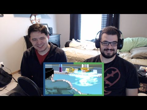 Reaction: Death Battle: Aquaman VS Namor