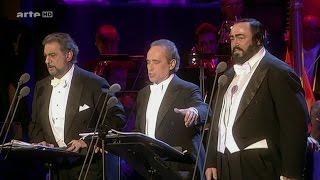 Concierto de Navidad de los tres tenores 1999  Arte HD