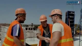 Севастополь торжественно отметил День строителя