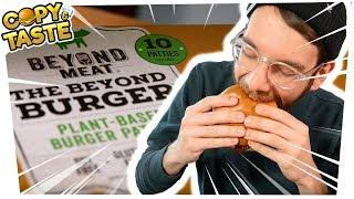 Test: BEYOND MEAT BURGER - die