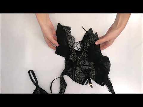 Elegantní korzet Meshlove corset - Obsessive