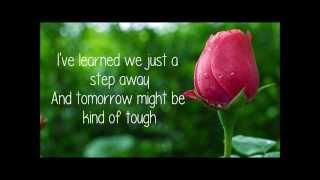 Favorite Flowers- Luke Bryan lyrics