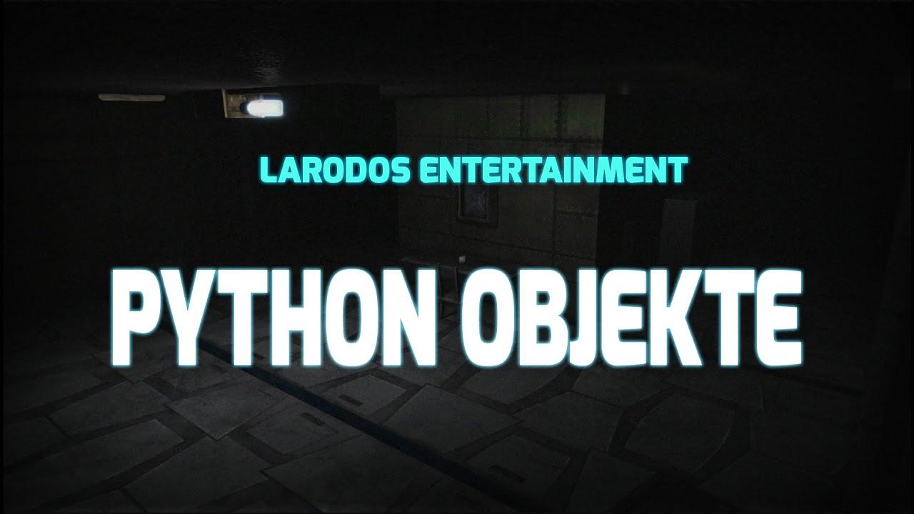 Objekt bewegen mit Python - Blender 3D Game Engine Tutorial