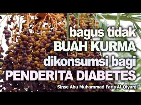 Video Bagus tidak buah Kurma dikonsumsi bagi Penderita Diabetes