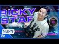 Playlist RICKY STAR: Bắc Kim Thang, Sơn Tinh Thủy Tinh, Con nhà người ta, Tiến hóa   Rap Việt